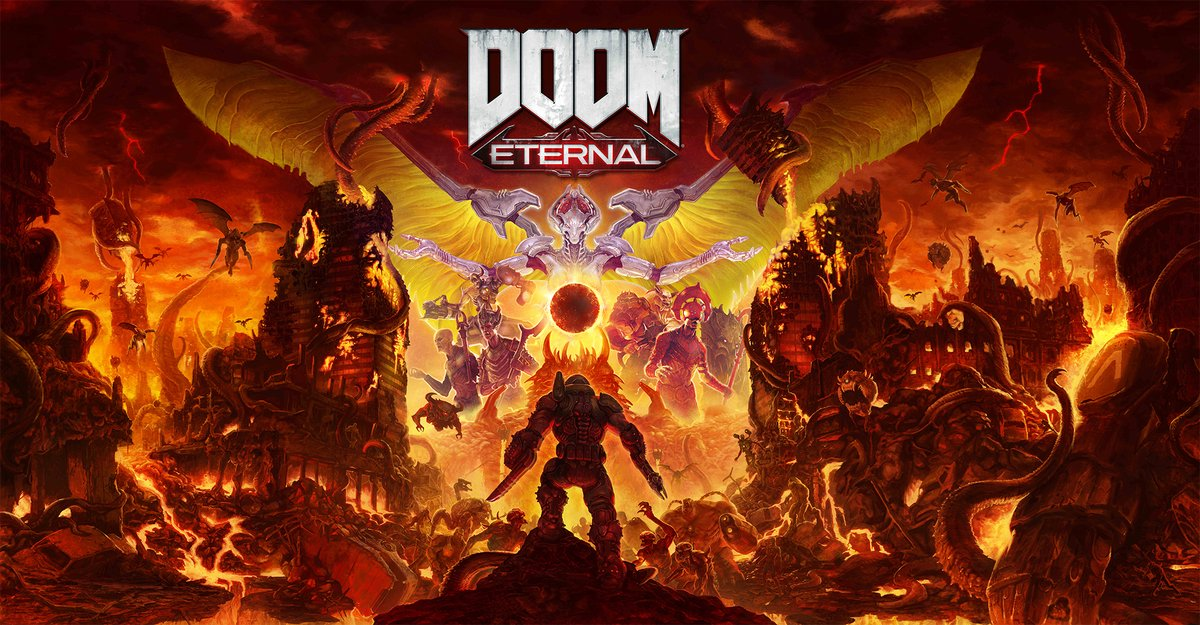 Photo of Doom Eternal – Hands-on (PC)