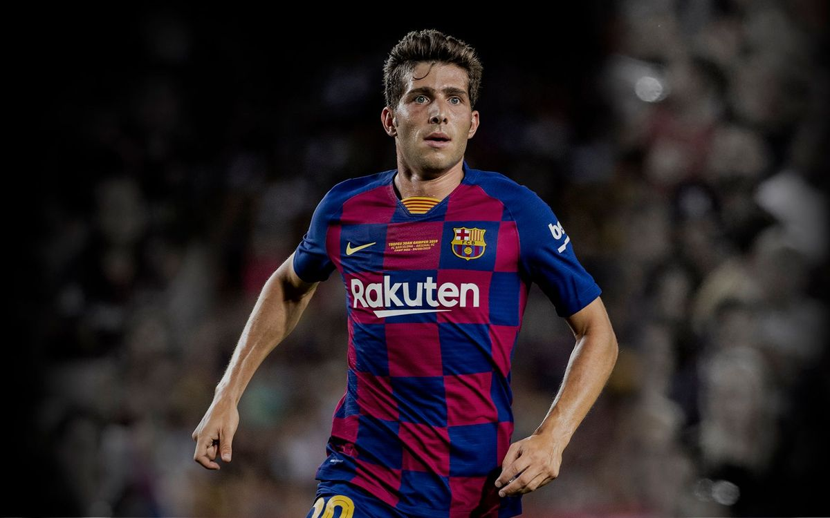 Photo of Sergi Roberto bandito dal torneo benefico di Fifa: Konami ha detto no