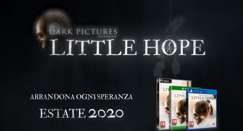 Photo of Il nuovo episodio di The Dark Pictures Anthology, Little Hope in arrivo quest'estate