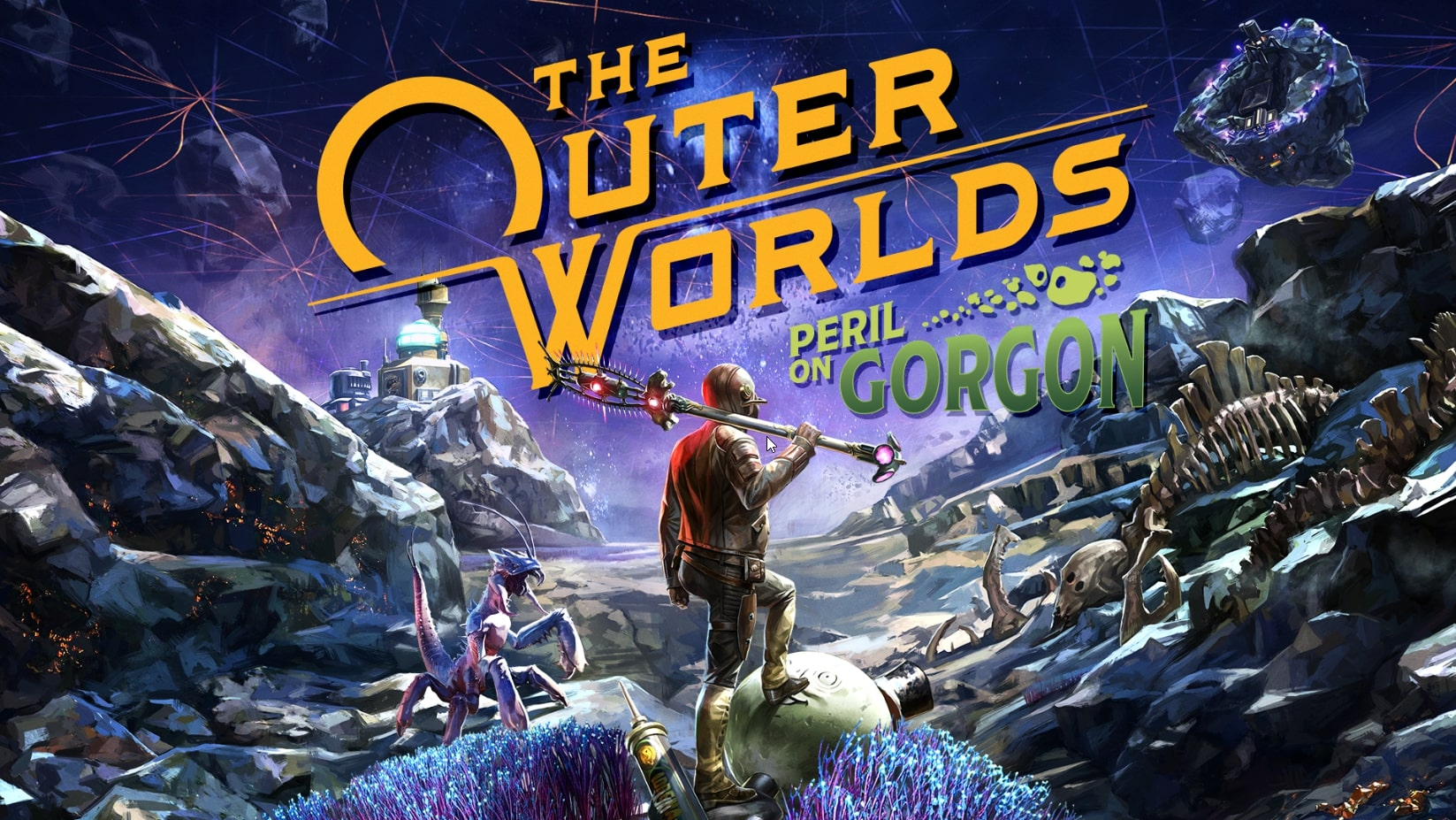 Photo of In arrivo per The Outer Worlds il DLC Peril on Gorgon