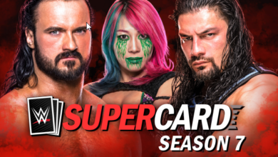 Photo of WWE SuperCard Season 7 in arrivo su dispositivi mobile