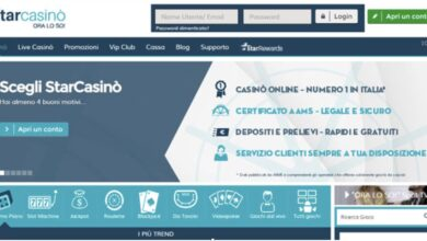 Photo of Alla scoperta del gambling in Italia: StarCasinò vince la sfida hi-tech