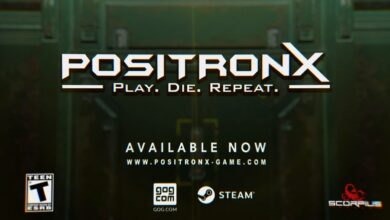 Photo of Il FPS PositronX è uscito oggi dall'Early Access su PC